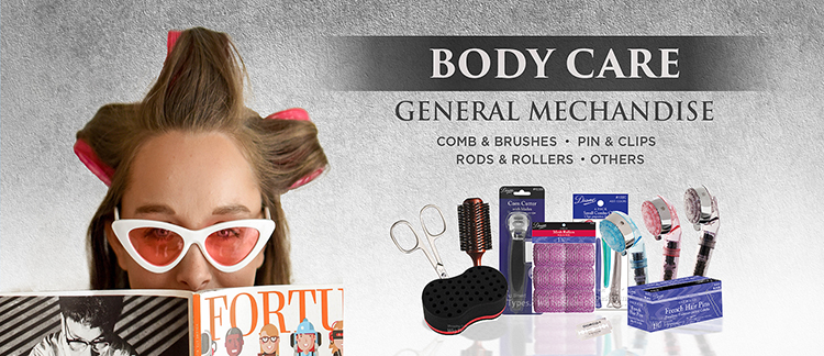 Body Care - General Merchandise