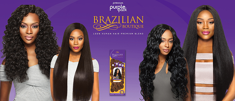 Outre Purple Pack Hair