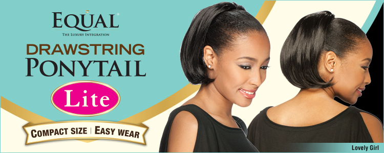 Freetress Equal Lite Ponytail - Lovely Girl