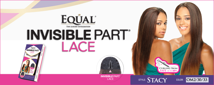 Invisible Part Wig Lace - Stacy