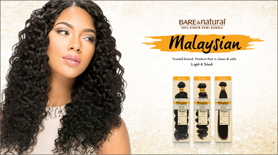 Sensationnel Bare & Natural Malaysian Remy