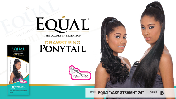 Freetress Equal Drawstring Ponytail