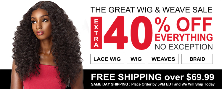 EXTRA 40% SALE + FREE Shipping over $69.99