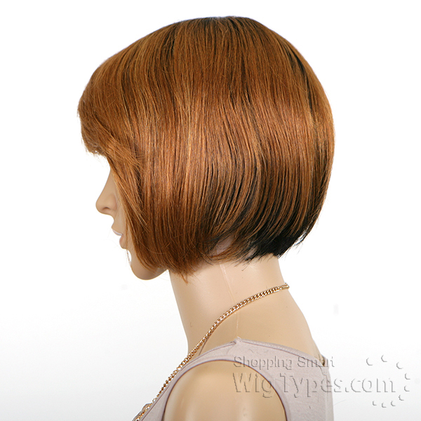 Sensationnel Human Hair Bump Collection Wig Vogue Crop 43