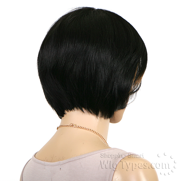 Sensationnel Human Hair Bump Collection Wig Vogue Crop 111