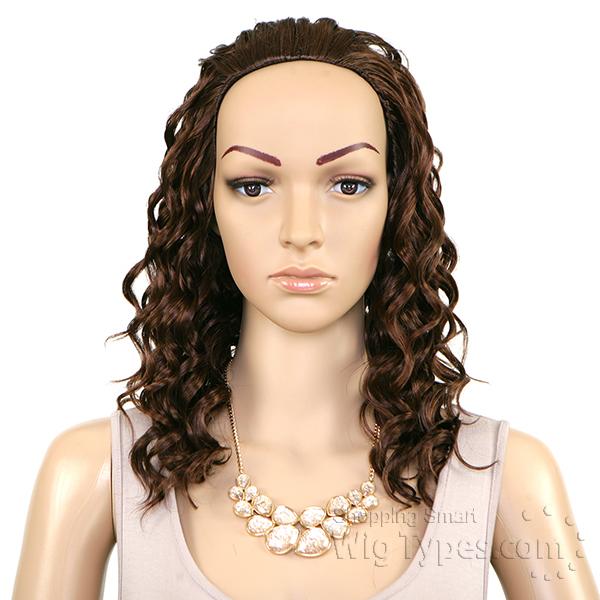 Sensationnel Synthetic Half Wig Instant Weave - HZ 7061