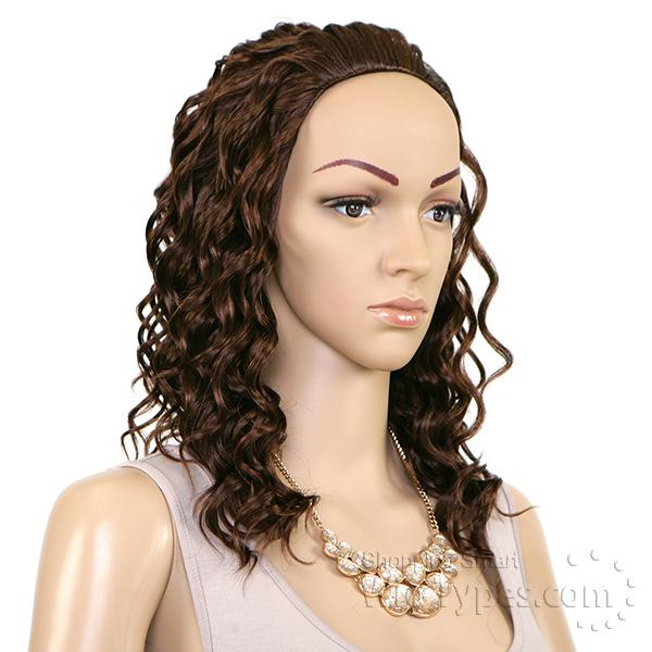 Sensationnel Synthetic Half Wig Instant Weave - HZ 7006