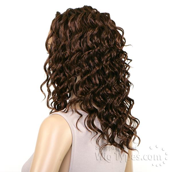 Sensationnel Synthetic Half Wig Instant Weave - HZ 7071