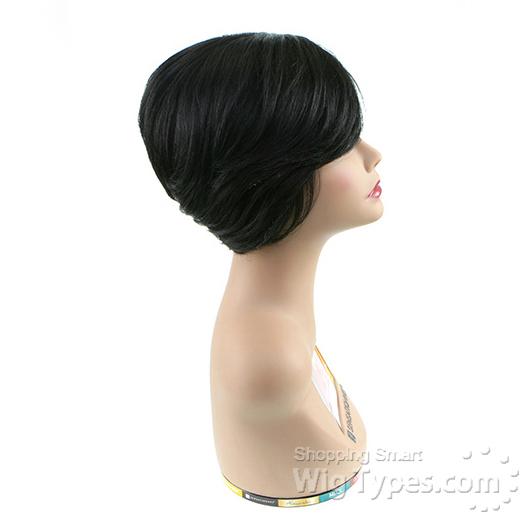 Sensationnel 100 Remy Human Hair Weave Goddess Bump 106