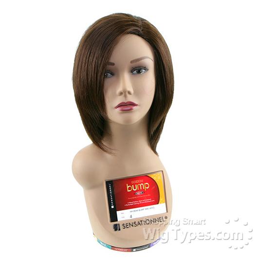 Sensationnel 100 Remy Human Hair Weave Goddess Bump 93