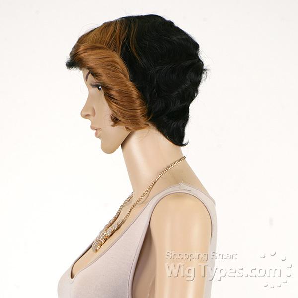 Sensationnel Bump Human Hair Wig Sensationnel 100 Human