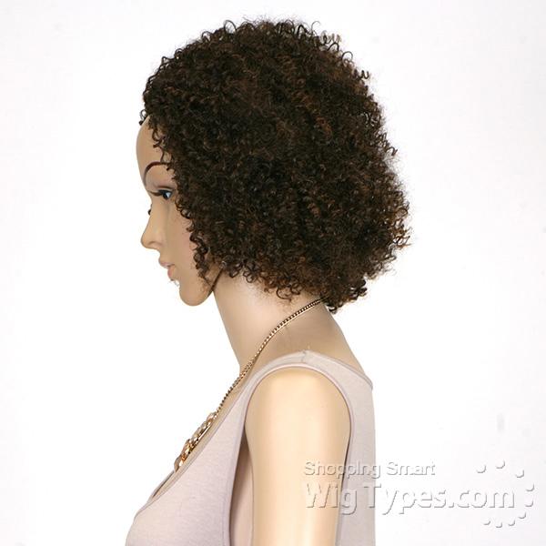 Sensationnel Synthetic Half Wig Instant Weave Kinshasa Futura