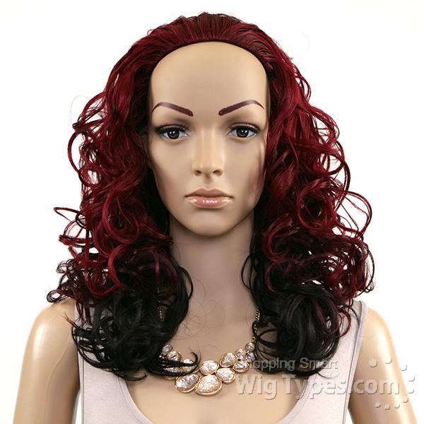 Sensationnel Synthetic Half Wig Instant Weave 2 In 1 - TORONTO (futura ...
