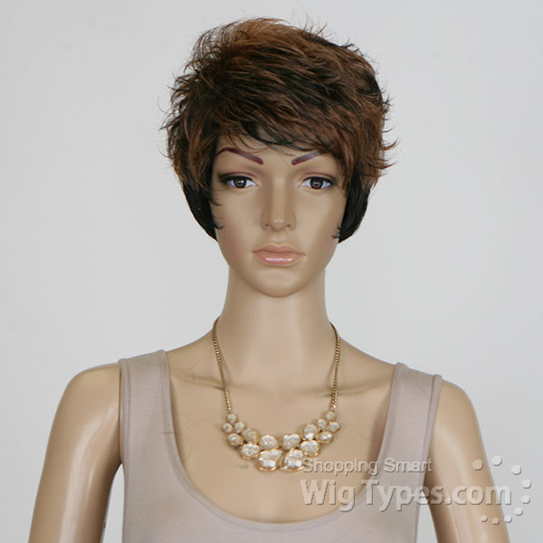 Isis black ivy synthetic hair stylist wig bis101 jacksonville