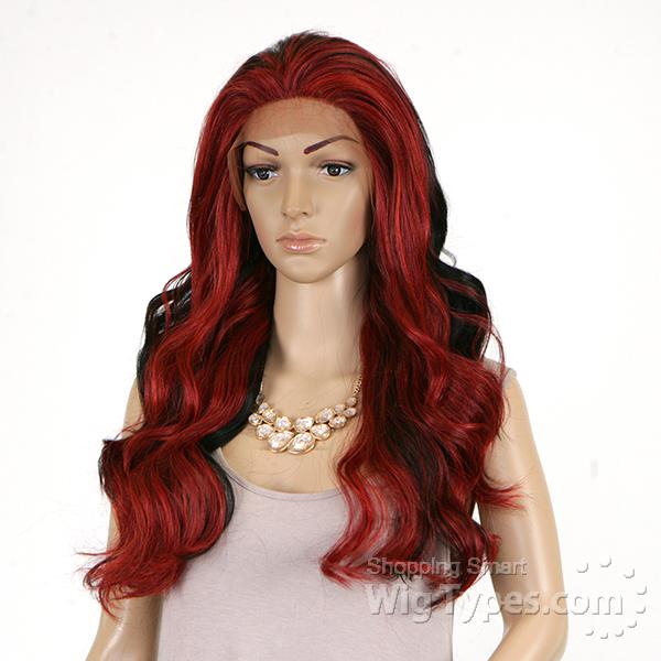 Isis Brown Sugar Silk Lace Front Wig BS606
