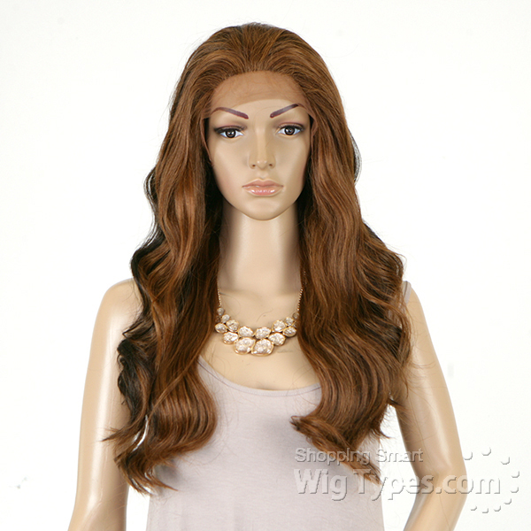 ISIS Collections Brown Sugar Human Hair Blend StyleMix