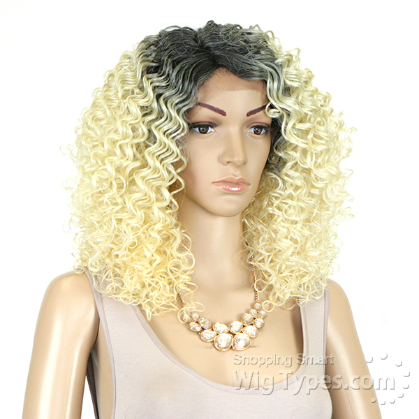 Isis Red Carpet Lace Deep Side Part Synthetic Lace Front