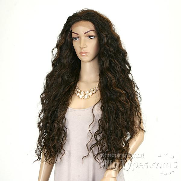 Isis Lace Front Wig Super Venus 98