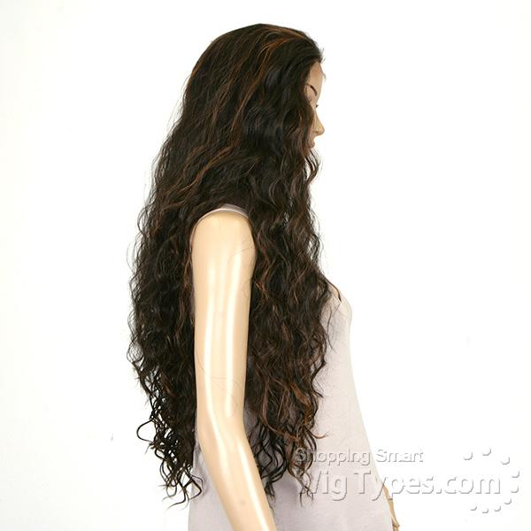Isis Lace Front Wig Super Venus 76