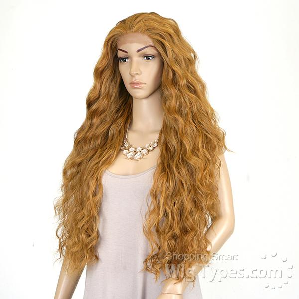 Isis Lace Front Wig Super Venus 61
