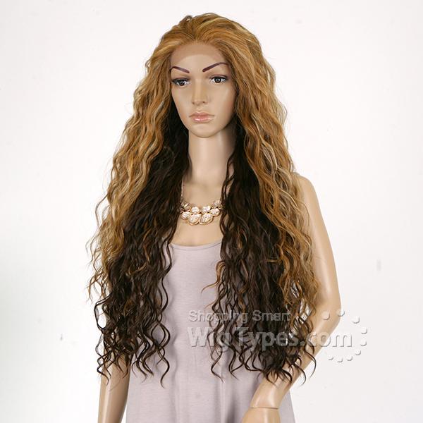 Isis Lace Front Wig Super Venus 120