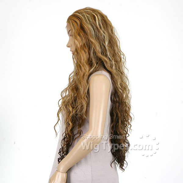 Isis Lace Front Wig Super Venus Red Wigs Online