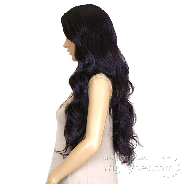 Isis Red Carpet Synthetic Hair Lace Front Wig Rcp752