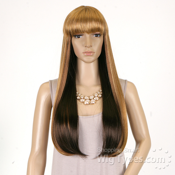 Isis Red Carpet Synthetic Hair Nominee Full Cap Wig Nw07