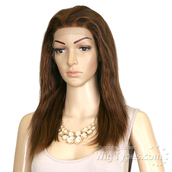 Remy Human Hair 3 4 Wig 63