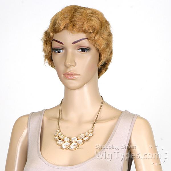 Human Hair Mommy Wig 35