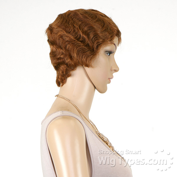 Human Hair Mommy Wig 34