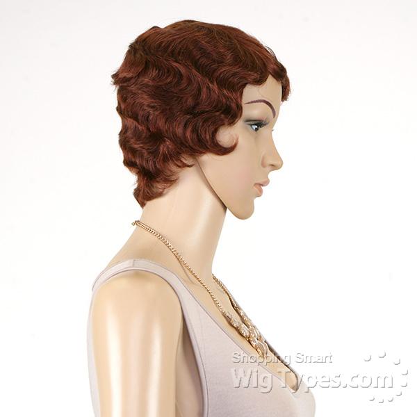 Human Hair Mommy Wig 98