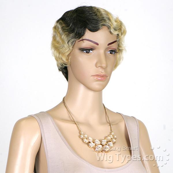 Human Hair Mommy Wig 120