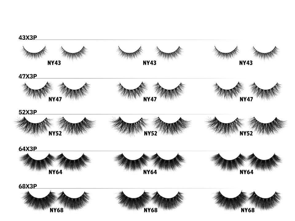 Laflare Eyelash 3D Max Volume