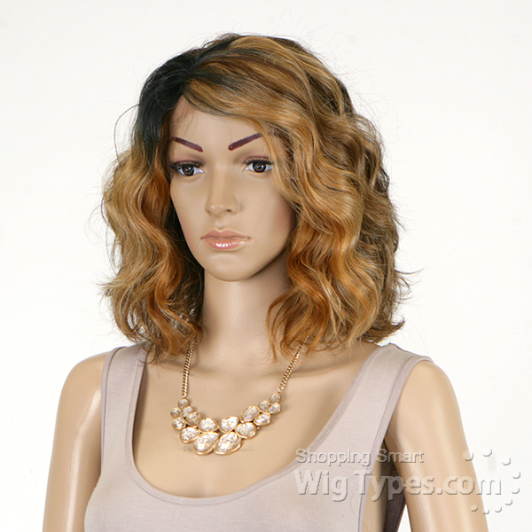 Model Model Lace Front Wig Izzy 91