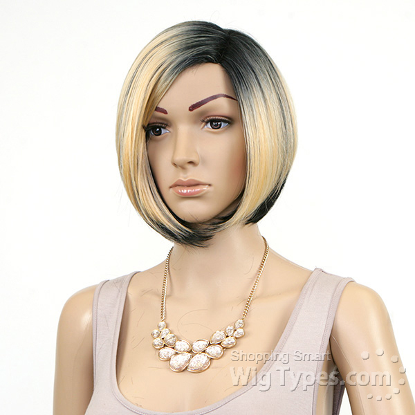 Model Model Synthetic Hair Deep Invisible L Part Wig - SYDNEY