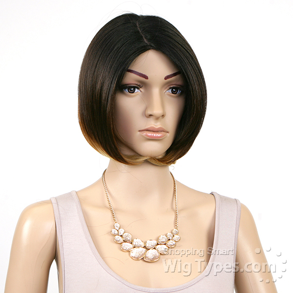 Model Model Deep Invisible Part Lace Front Wig - LAURA
