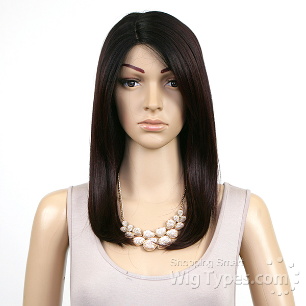 Model Model Deep Invisible Part Lace Front Wig - LAYMIE
