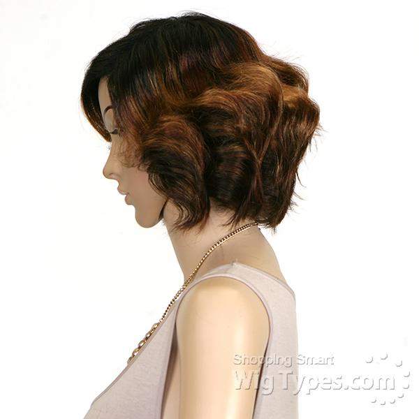 Model Model 100 Remy Human Hair Ego Wig Hosta