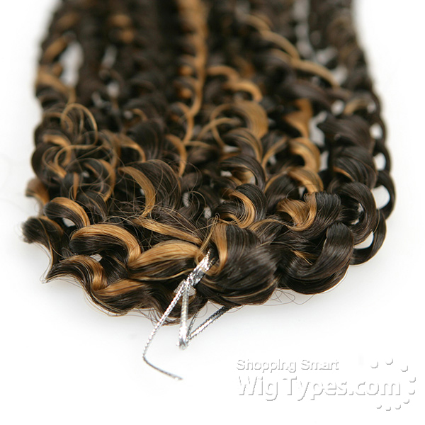 Model Model Glance Synthetic Braid Super Wave | Holidays OO - photo #35