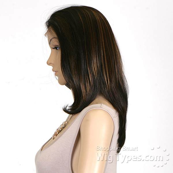 Model Model Premium Synthetic Hair Lace Front Wig Sunny 62