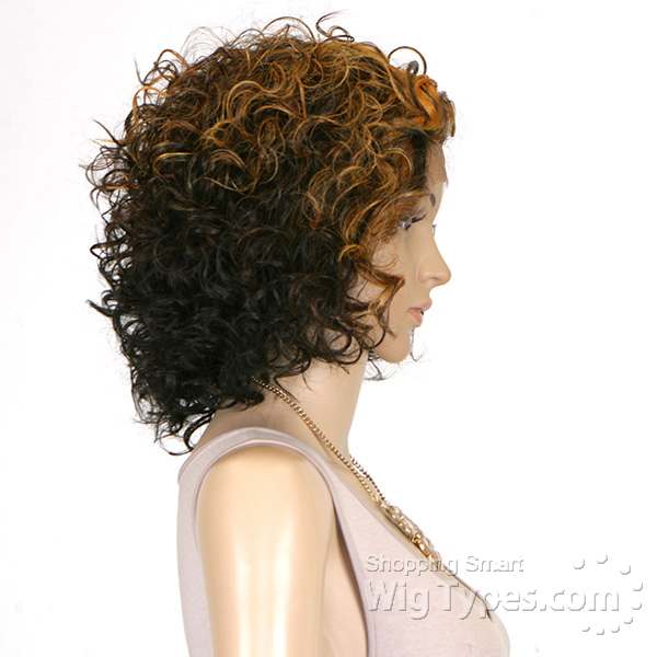 Lace Front Wig Natural Hair 53