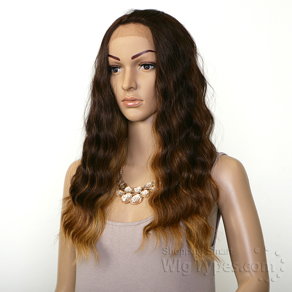 invisible part lace wig yulia om701 model model invisible part lace