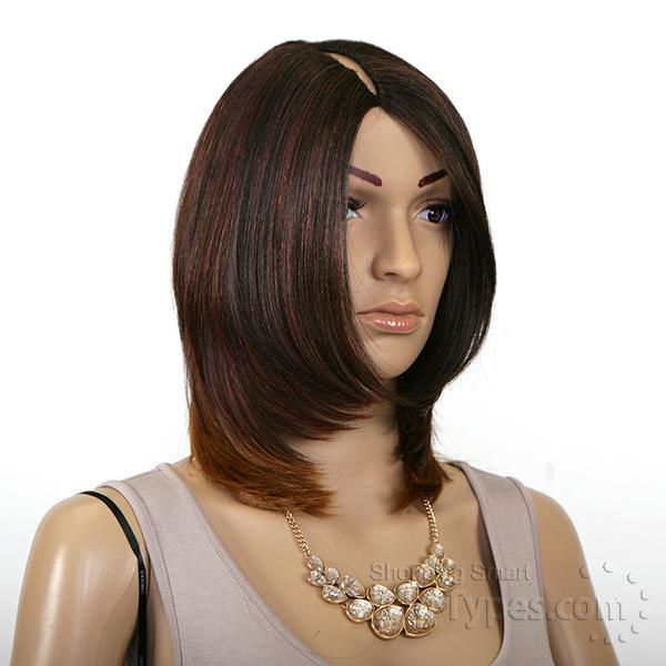 yulena w i invisible part wig yulena om203 model model invisible part