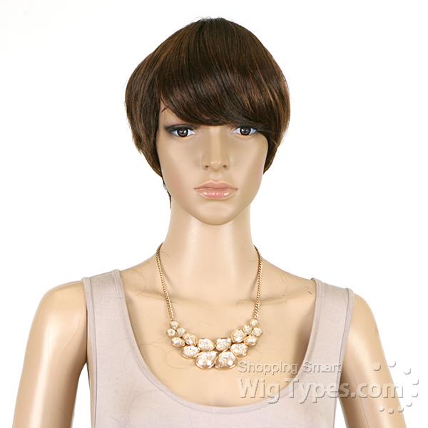 Motown Tress 100% Human Hair Wig - H.VOLTA - WigTypes.com