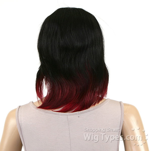 Outre 100 Human Hair Premium Duby Wig Duby Bang Wigtypes