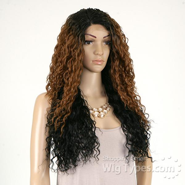 Outre Synthetic L Part Lace Front Wig Batik Peruvian Bundle Hair Futura Ht