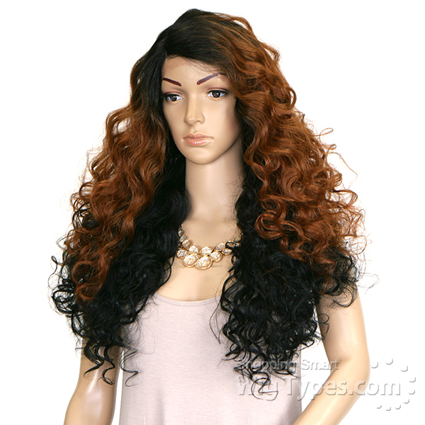 Astounding Outre Synthetic L Part Lace Front Wig Hawaiian Futura Hairstyle Inspiration Daily Dogsangcom