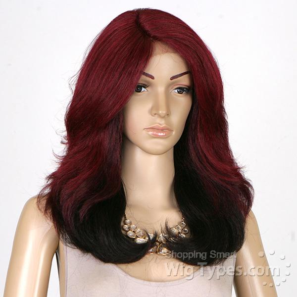 Yaki Perm Lace Wig 34