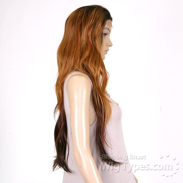 Synthetic U Part Lace Wig Wigs By Unique